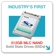 Toshiba 512GB SSD
