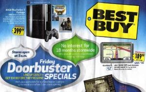 Black Friday 2008: Best Buy