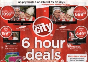 Black Friday 2008: Circuit City