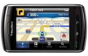 TeleNav GPS Navigator now available for the BlackBerry Storm