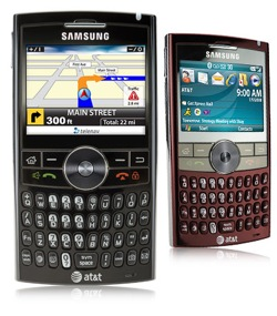 Consumer Reports picks the Samsung Blackjack II as the top smartphone