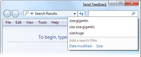 Windows 7 search sucks