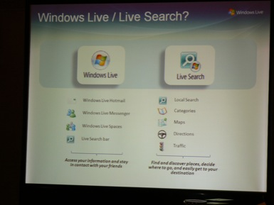 What is Windows Live?