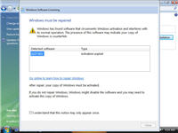 KB940510 highlights some counterfeit Windows installations