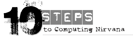 Codeweavers 10 Steps