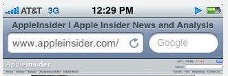 iPhone software 2.2 beta sports UI tweaks; no push