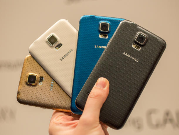 Samsung Galaxy S5 gets Android Lollipop