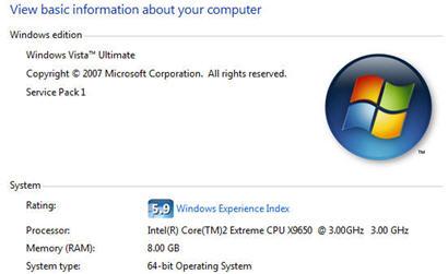 Making the case for Windows Vista