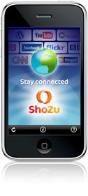 ShoZu photo sharing application coming to the iPhone