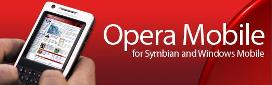 First public beta of Opera Mobile 9.5 coming on 15 July