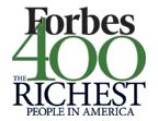 FacebookÂ's Zuckerberg makes ForbesÂ' rich list