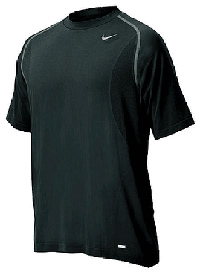 Nike Dri-Fit t-shirt = iPhone shock therapy