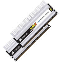 Corsair TWINX Dominator Dual Channel 4096MB PC12800 DDR3 1600MHz (2 x 2048MB)