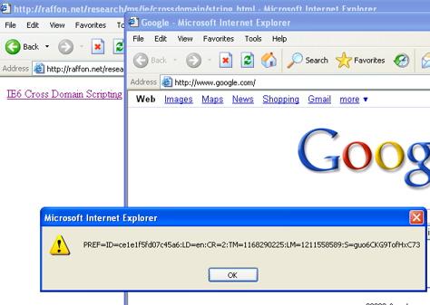 Zero-day flaw haunts Internet Explorer