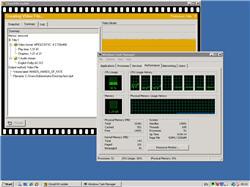 Transcoding single DVD