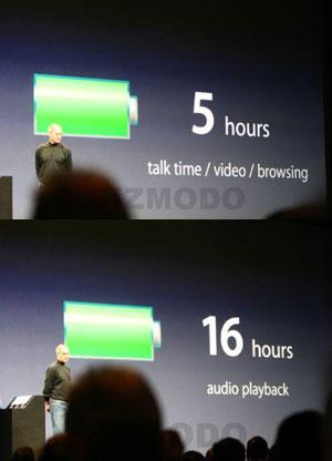 iPhone specs January