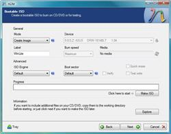 Creating an XP SP3 slipstreamed ISO file