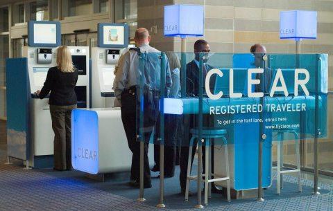 Clear Enrollment Station