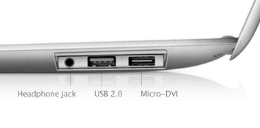 MacBook Air Diary-Day 22: Argh! Recessed headphone jack