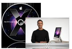 Mac OS X Leopard mega-patch plugs 43 security holes