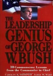 George Bush Confused