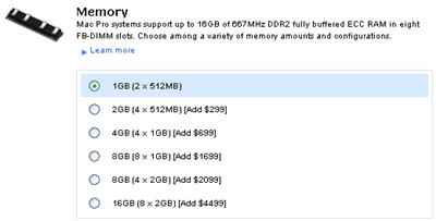 Just whatÂ's so special about Apple RAM to justify the crazy price?