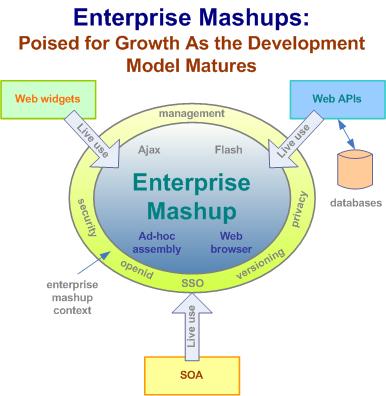 Enterprise Mashup Challenges