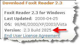 Secunia finds Â'highly criticalÂ' Foxit Reader Flaw