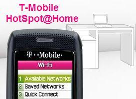 T-Mobile HotSpot@Home