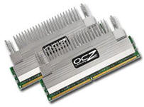 OCZ FlexXLC Edition Dual Channel 2048MB PC9600 DDR2 1200MHz