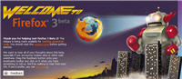 First Look at Firefox 3.0 Beta 2