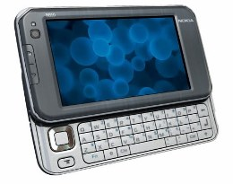 Google Android OS ported and running on the Nokia N810 Internet Tablet
