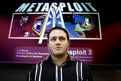 HD Moore Metasploit