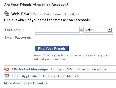 FacebookÂ's spam machine