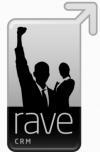 Rave CRM logo