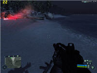 Crysis on the Alienware m9750