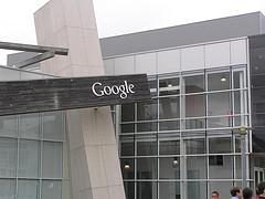 Googleplex from outside
