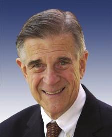Rep. Pete Stark, Democrat of California