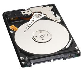 Western Digital releases 7200RPM 320GB notebook drive