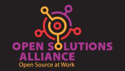 Open Solutions Alliance logo