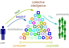 Harnessing Collective Intelligence in the Enterprise with Web 2.0