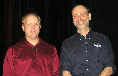 Kent Beck and Alberto Savoia