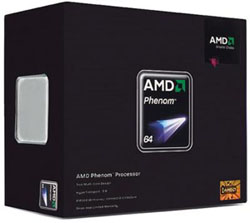 AMD Phenom 9850 - Black Edition
