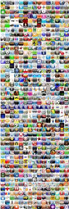 The App Store hits a milestone: 10,000 apps