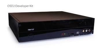 Neuros OSD 2 developer kit available, open source set-top for your TV