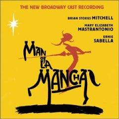 Man of La Mancha CD cover