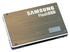 Samsung 256GB SSD destined for MacBook Air