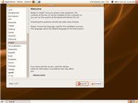 Ubuntu 7.10 - Installation walk-through