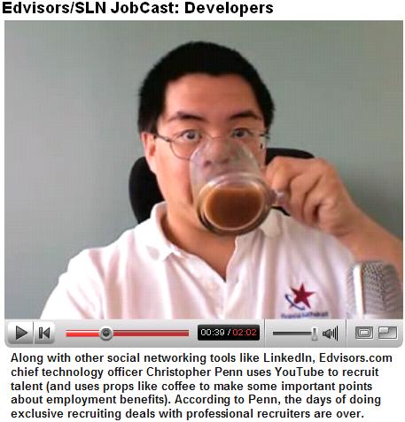 Christopher Penn on YouTube