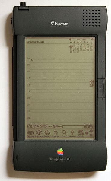 Apple Tablet - Newton